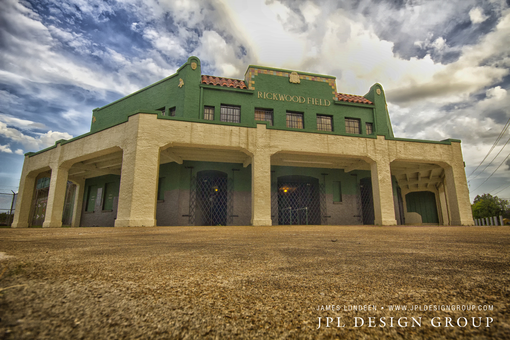 Rickwood Field, Birmingham, Alabama Photo Credit: James Lundeen