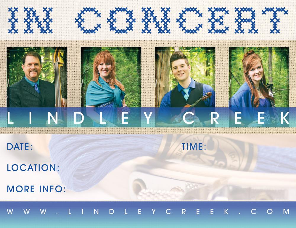 Standard Concert Poster
