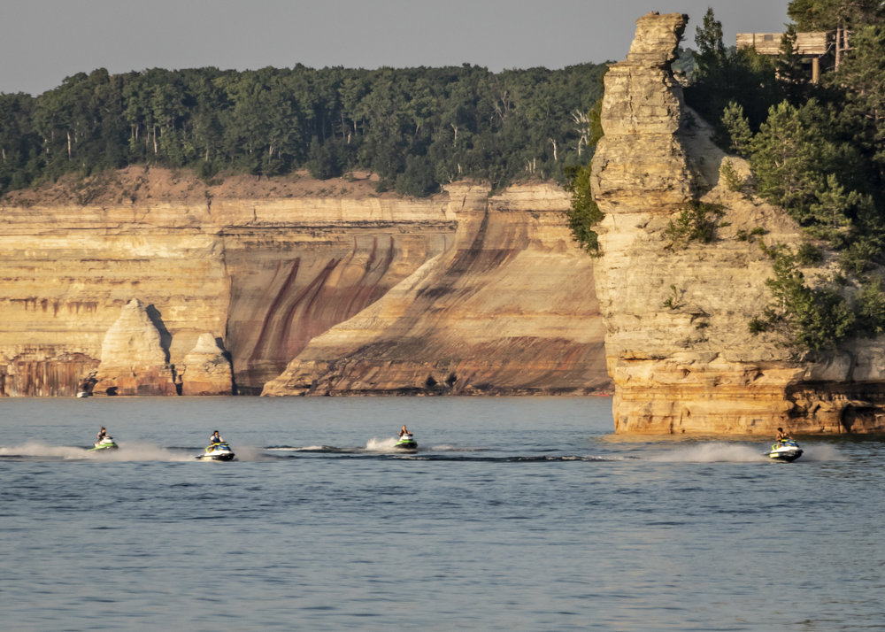Pictured Rocks Jet Skis