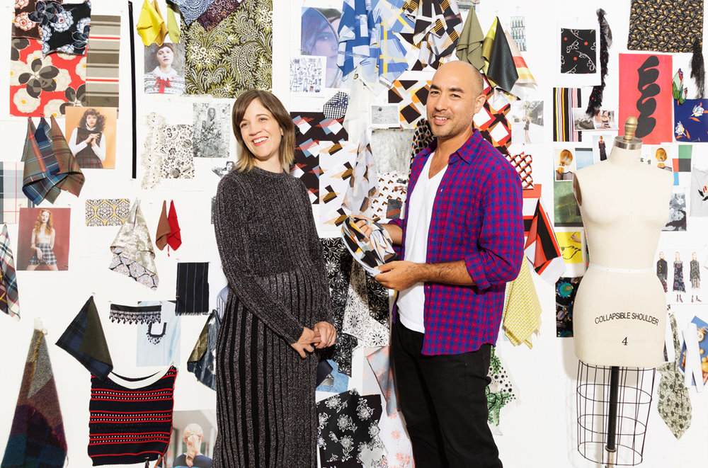 Countdown to Fashion Week With Suno's Erin Beatty