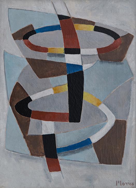 George L. K. Morris, Bevelled Rings