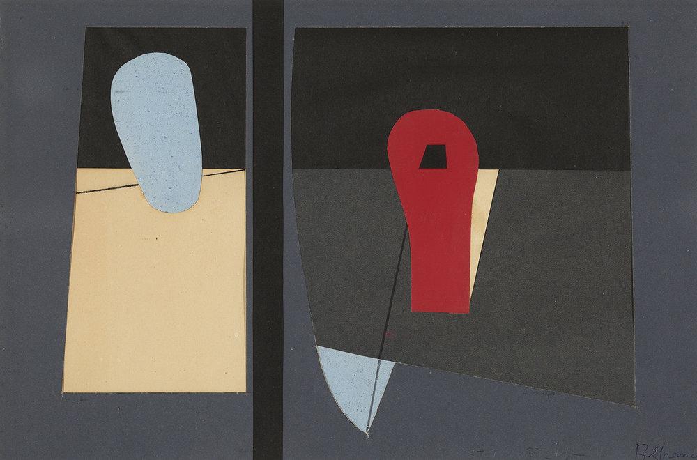Balcomb Greene, Untitled (No. 1)