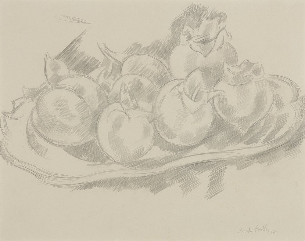 Hartley, Pomegranates