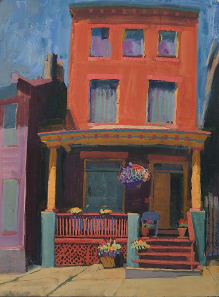Drabkin, House on Jacksonia Street