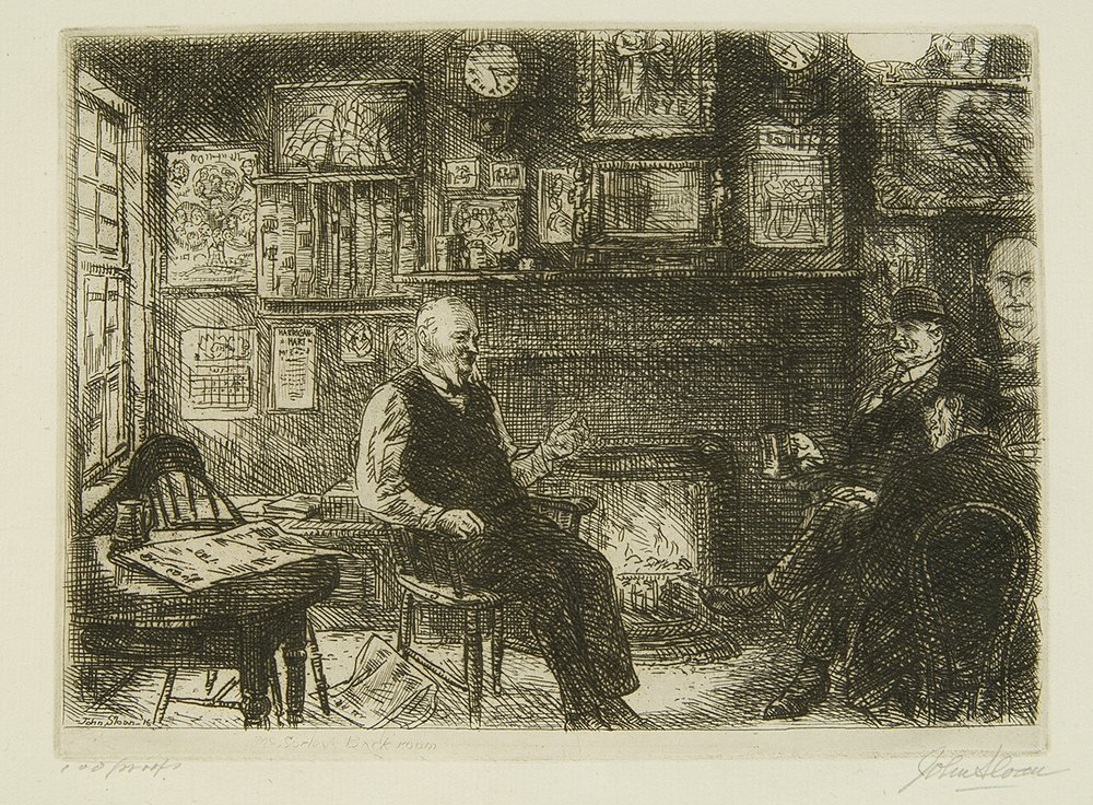 McSorley's Back Room