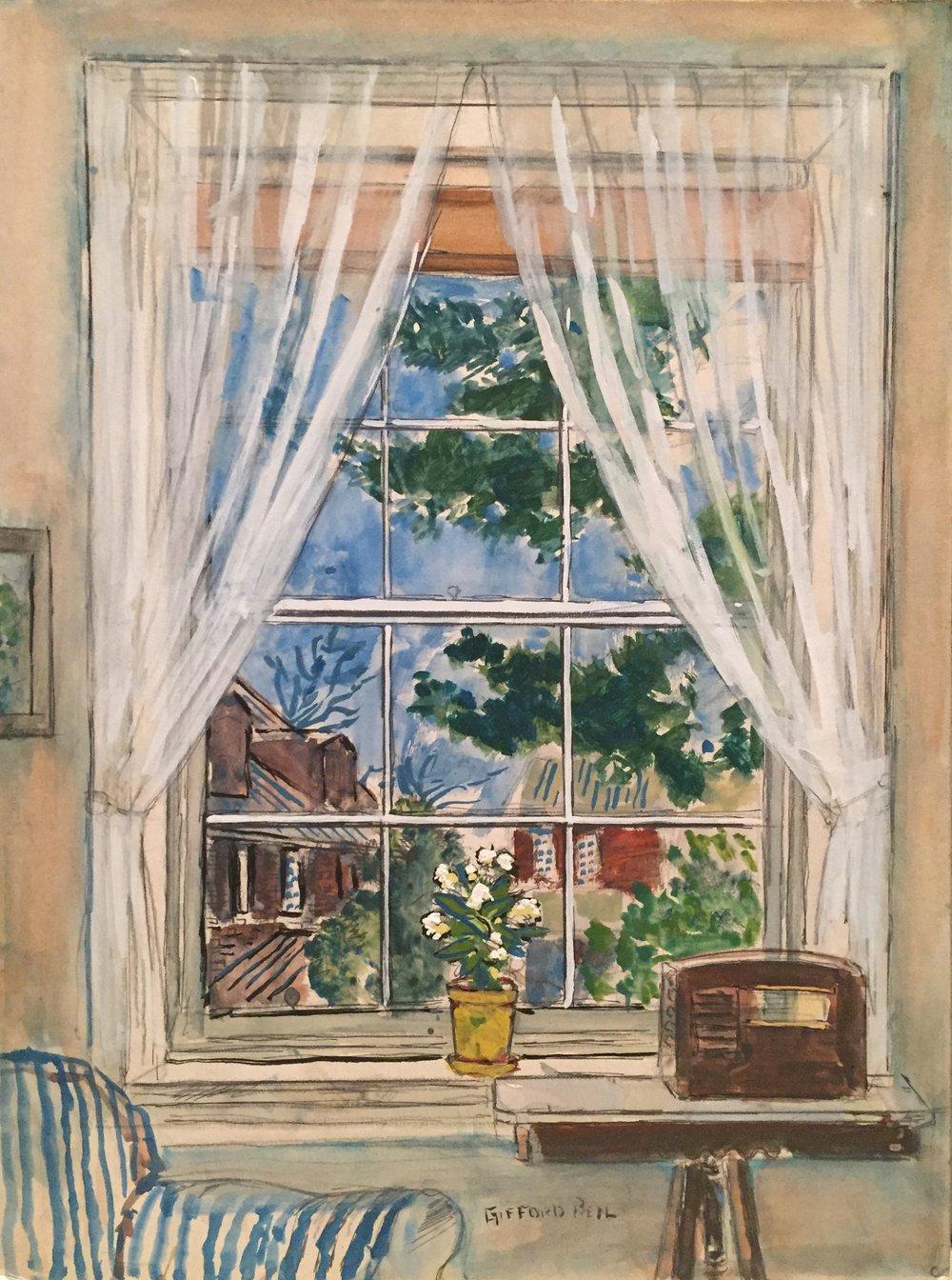 Beal, The Window