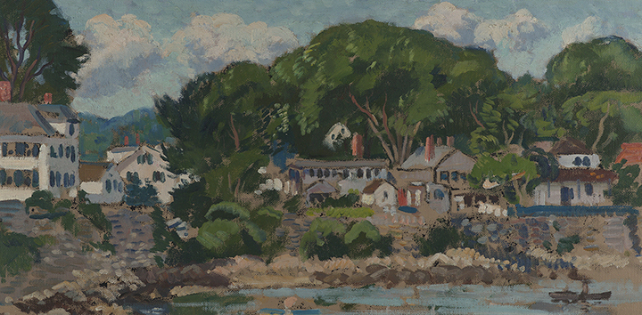 Beal, [End of the Cove]