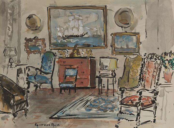 Harrison Cady's Studio
