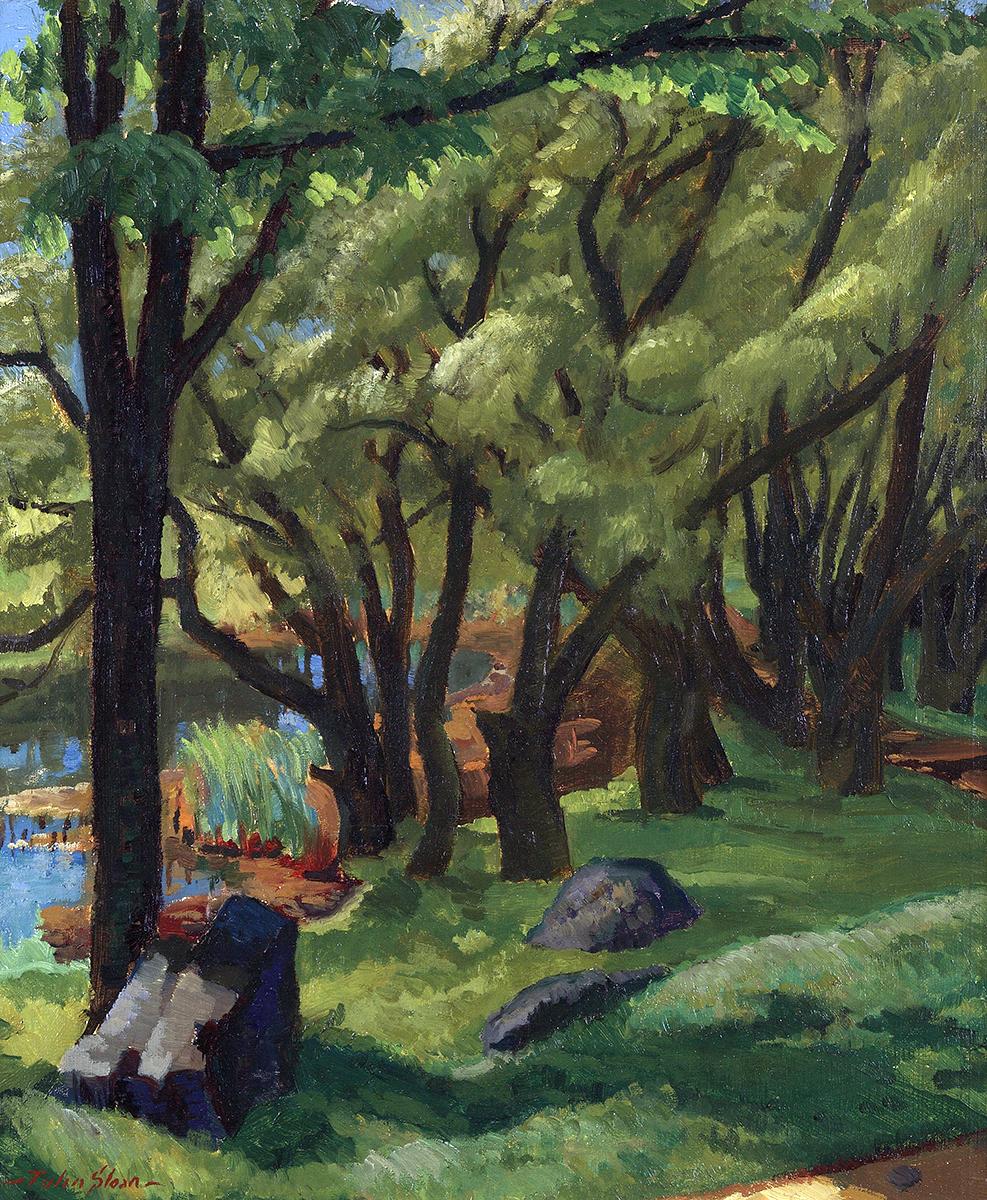 John Sloan, Willows