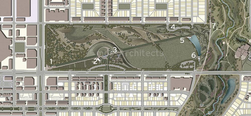 stapleton central park