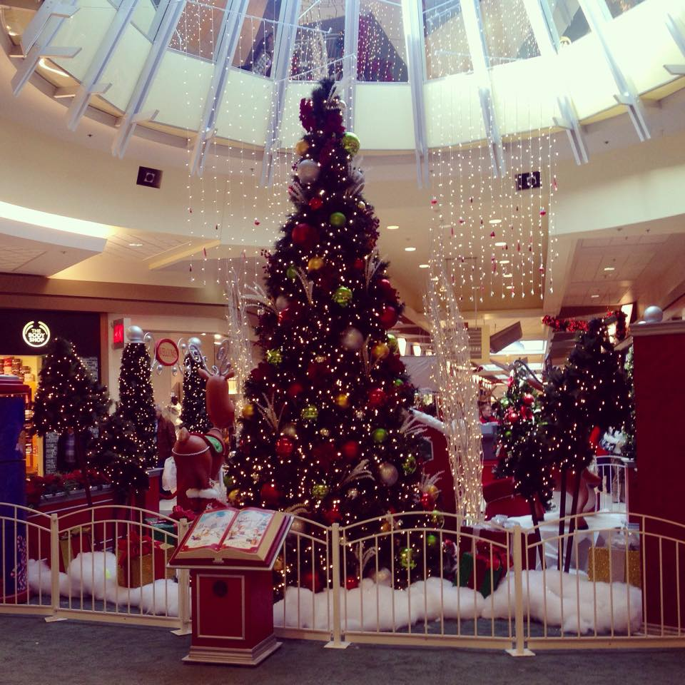 Christmas at the Cambridge Centre.