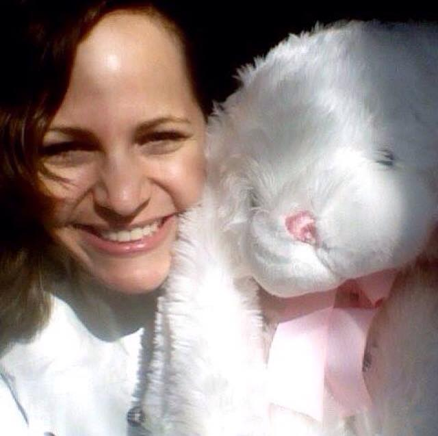 Throwback to 2011 with Bunny