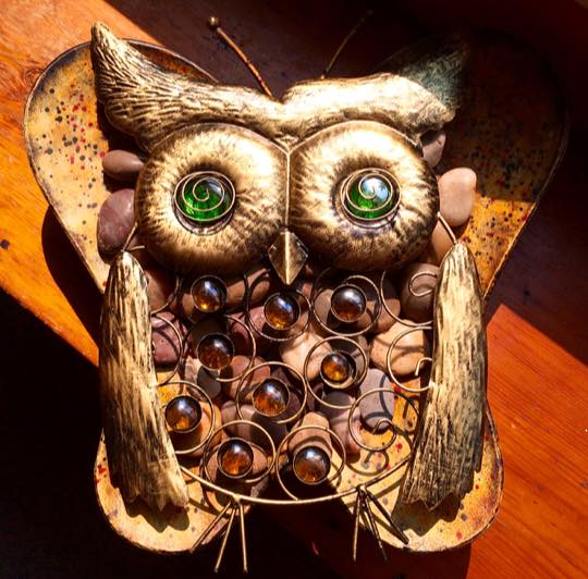 An owl treasure from sweetling Autumn :)