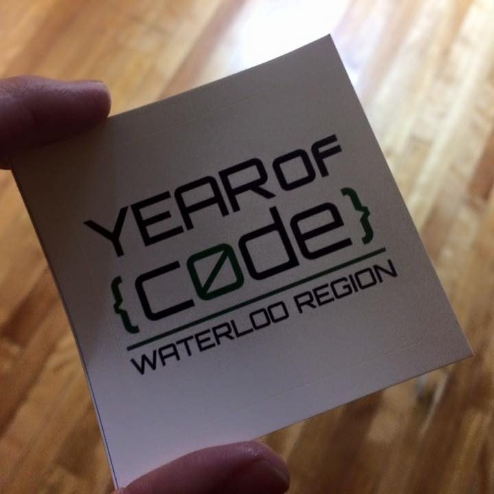 Met with the director of Year of Code Waterloo Region about an awesome app idea I have :)