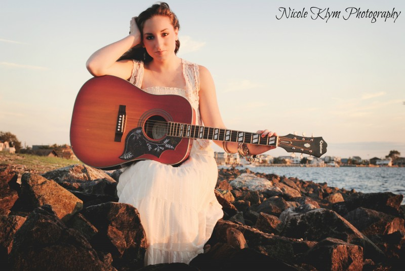 LBI Sunset Musician Photo Shoot