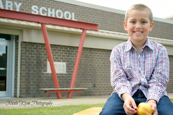 NJ Back to School Photo Session