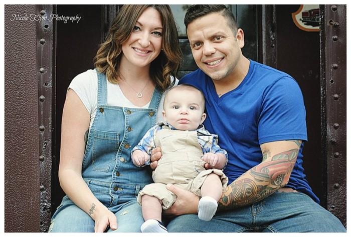 South Jersey Family Portrait Photographer