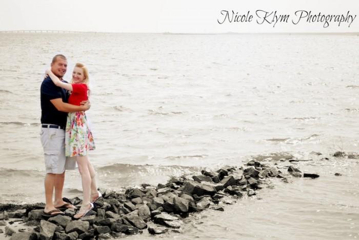 South Jersey Engagement Photographer - www.nicoleklym.com