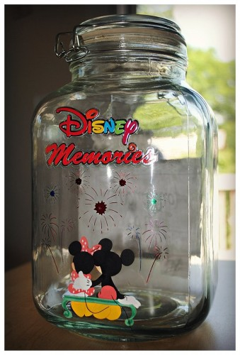 Honeymoon Fund Jar Back