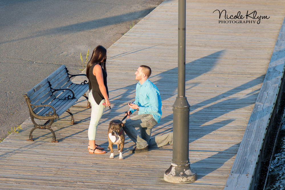 New Jersey Proposal Photographer