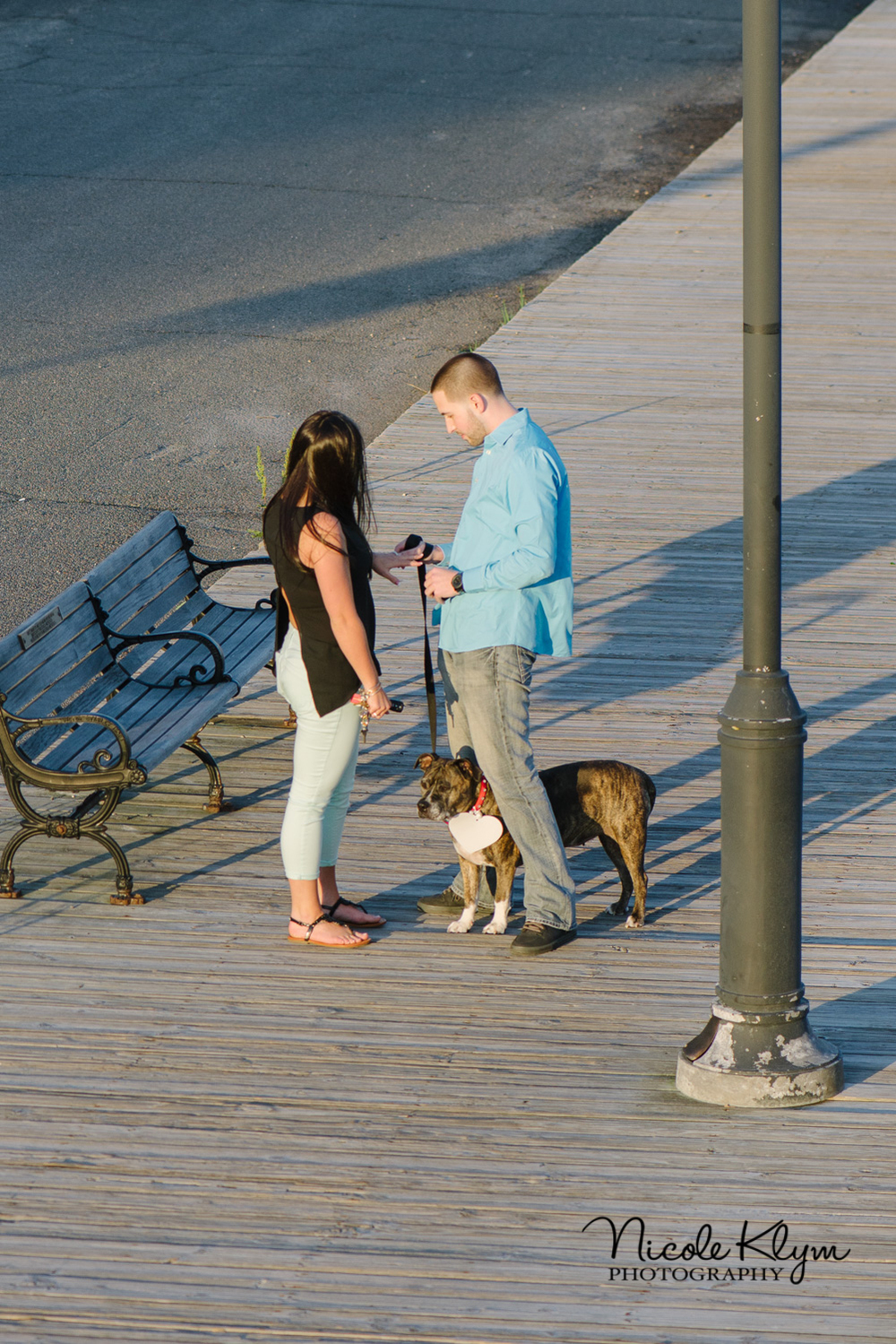 New Jersey Proposal Photographer