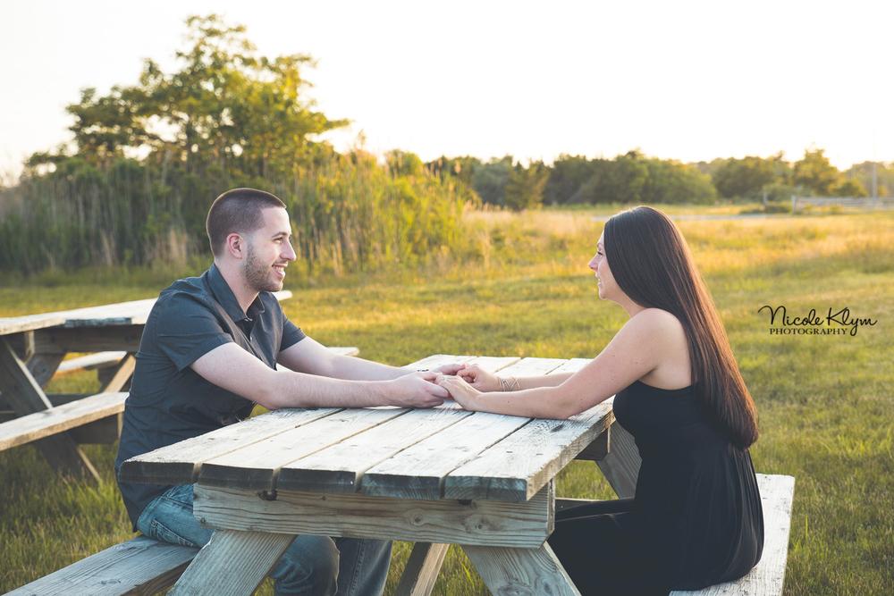 New Jersey Engagement Photos