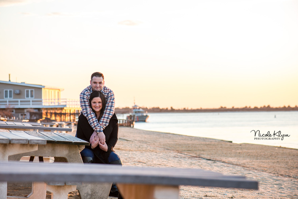 Barnegat Lighthouse Marriage Proposal | Nicole Klym Photography | www.nicoleklym.com
