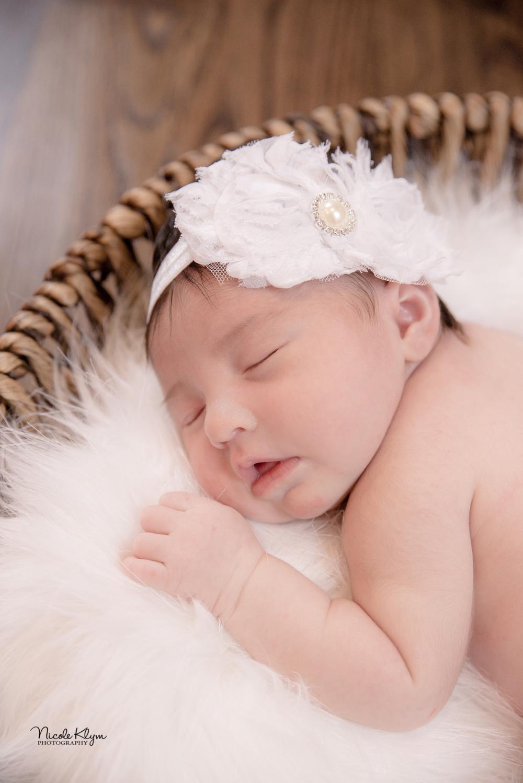 Forked River, NJ Newborn Photographer | Nicole Klym Photography | www.nicoleklym.com