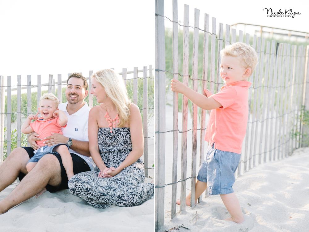 Long Beach Island, NJ Family Photos | Nicole Klym Photography | www.nicoleklym.com