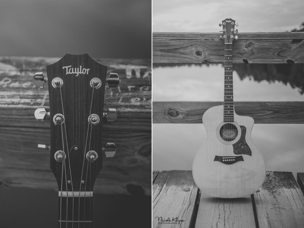 Batsto Village, NJ EP Photo Shoot | Fender Guitar | Nicole Klym Photography | www.nicoleklym.com