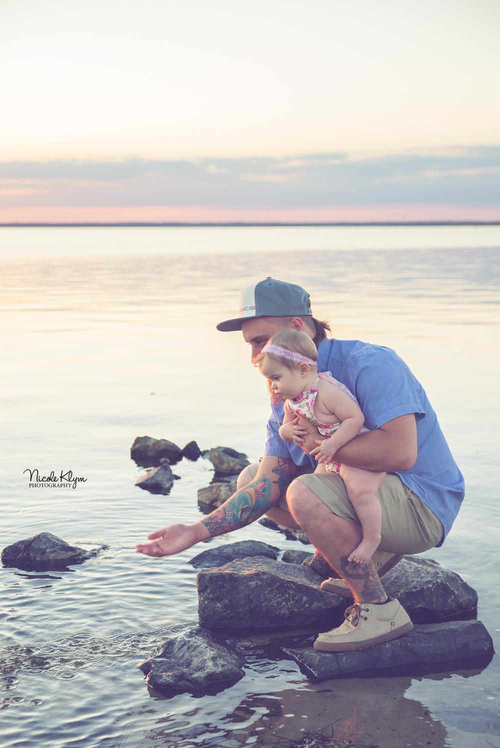 Long Beach Island Family Photos | Harvey Cedars, NJ | Nicole Klym Photography | www.nicoleklym.com