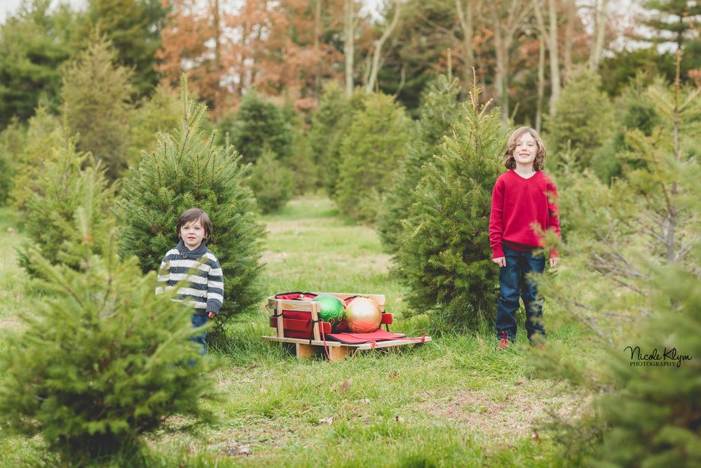 Family Christmas Photos | Nicole Klym Photography | www.nicoleklym.com