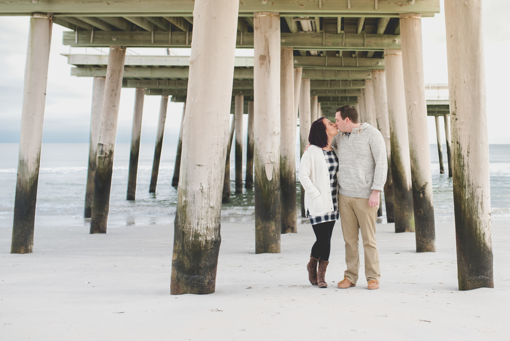 Ventnor City, NJ Photographer | NJ Engagement Photographer | Nicole Klym Photography