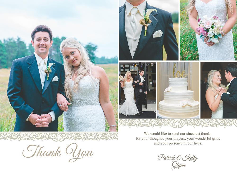 Wedding Thank You Card Design Options – Wedding Thank You Card Designs