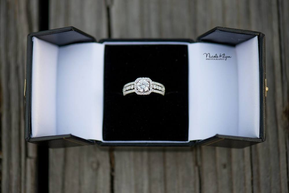Don't forget to get your ring cleaned so it's ready for it's big photography debut!