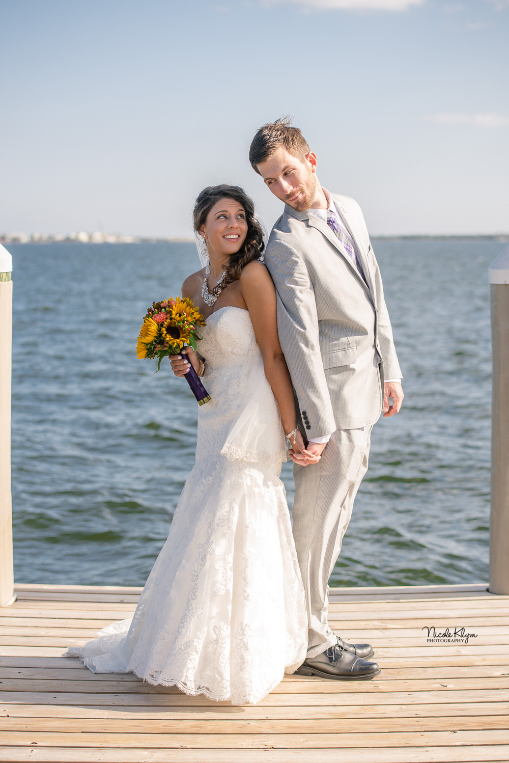 Waters Edge on the Bay Wedding | Bayville, NJ Wedding Photographer | Nicole Klym Photography | www.nicoleklym.com