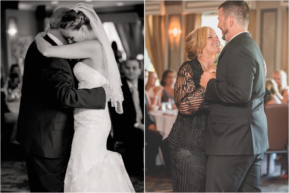 Parent Dances at Scotland Run Golf Club Wedding in Williamstown, NJ