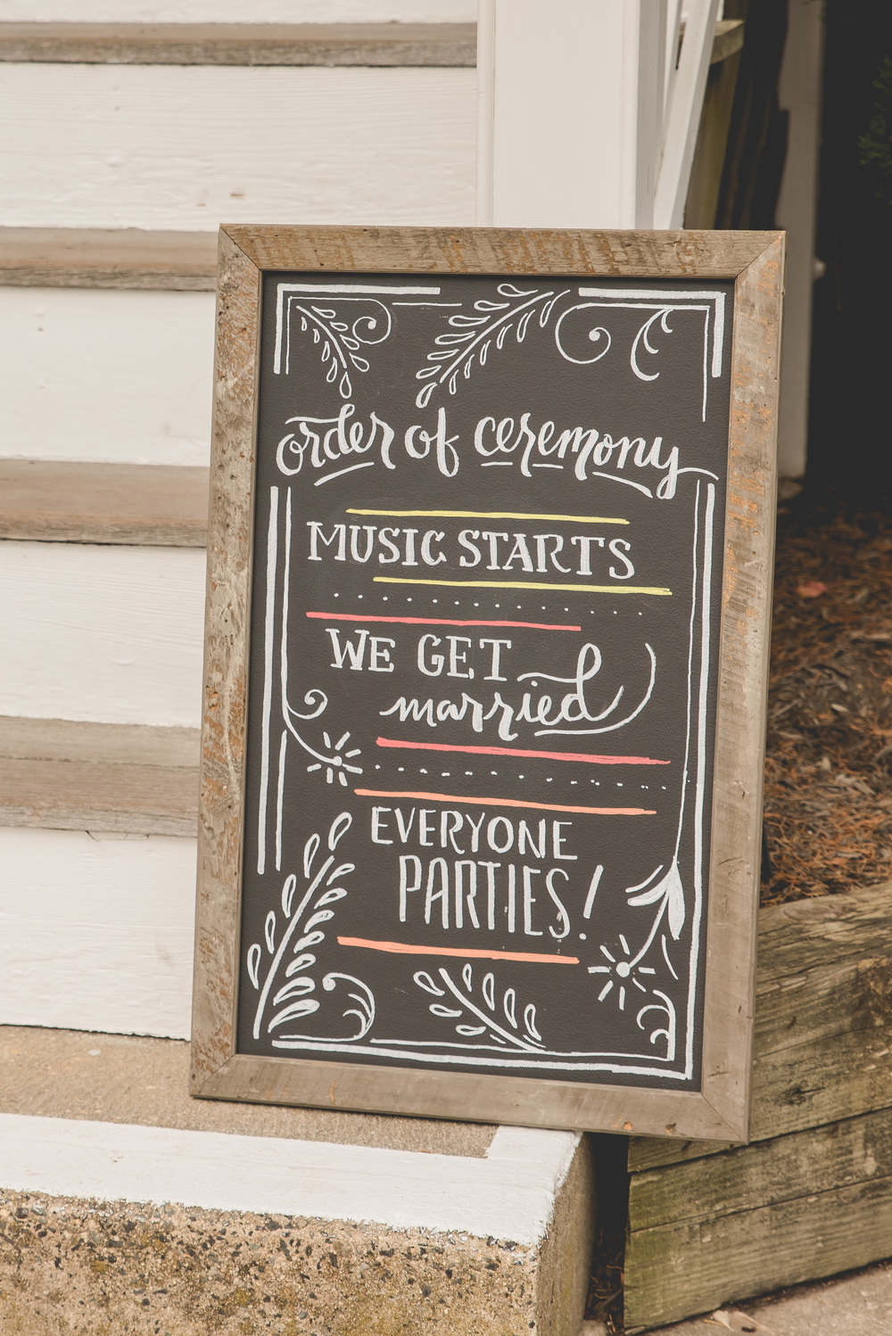 Creating Your Wedding Day Timeline