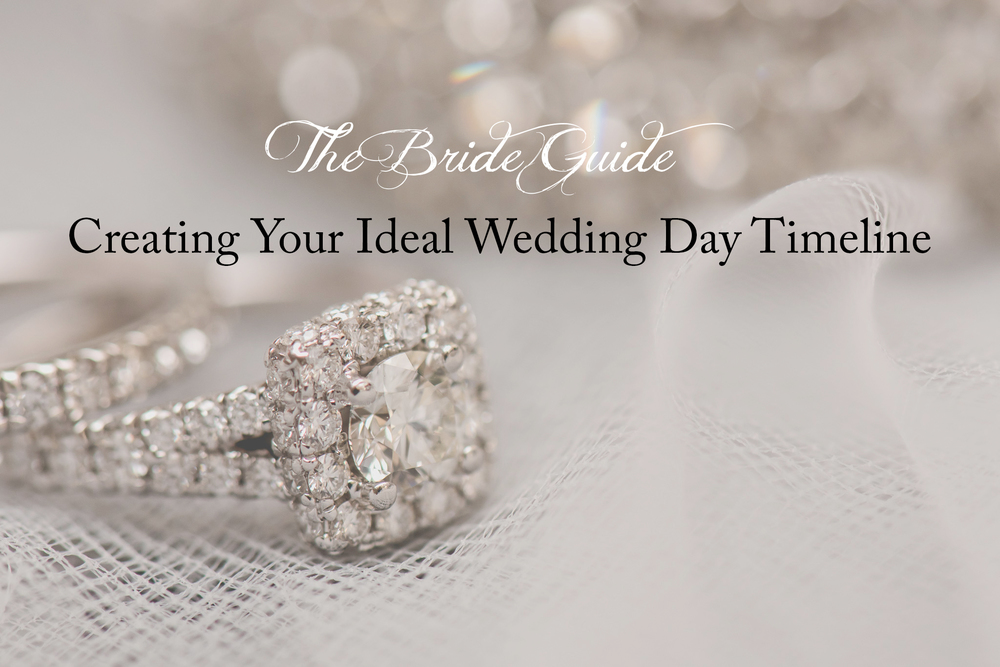 Creating Your Ideal Wedding Day Timeline