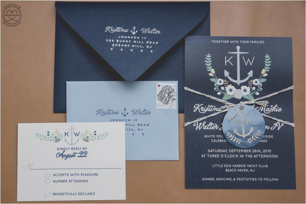 LBI Yacht Club Wedding at Little Egg Harbor Yacht Club | Long Beach Island, NJ Wedding