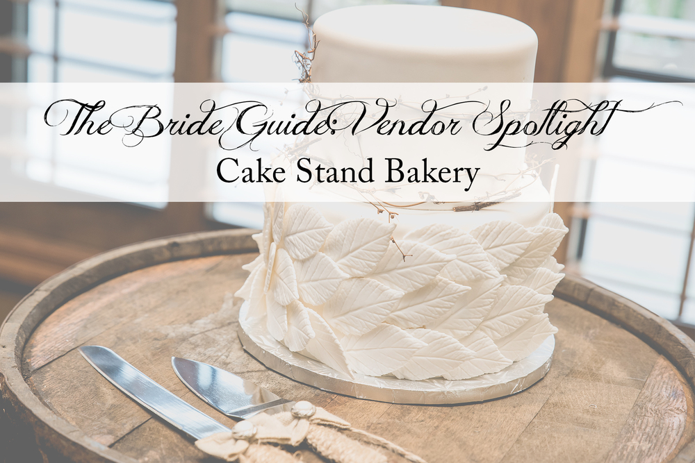 NJ Vendor Spotlight of Cake Stand Bakery by Nicole Klym Photography