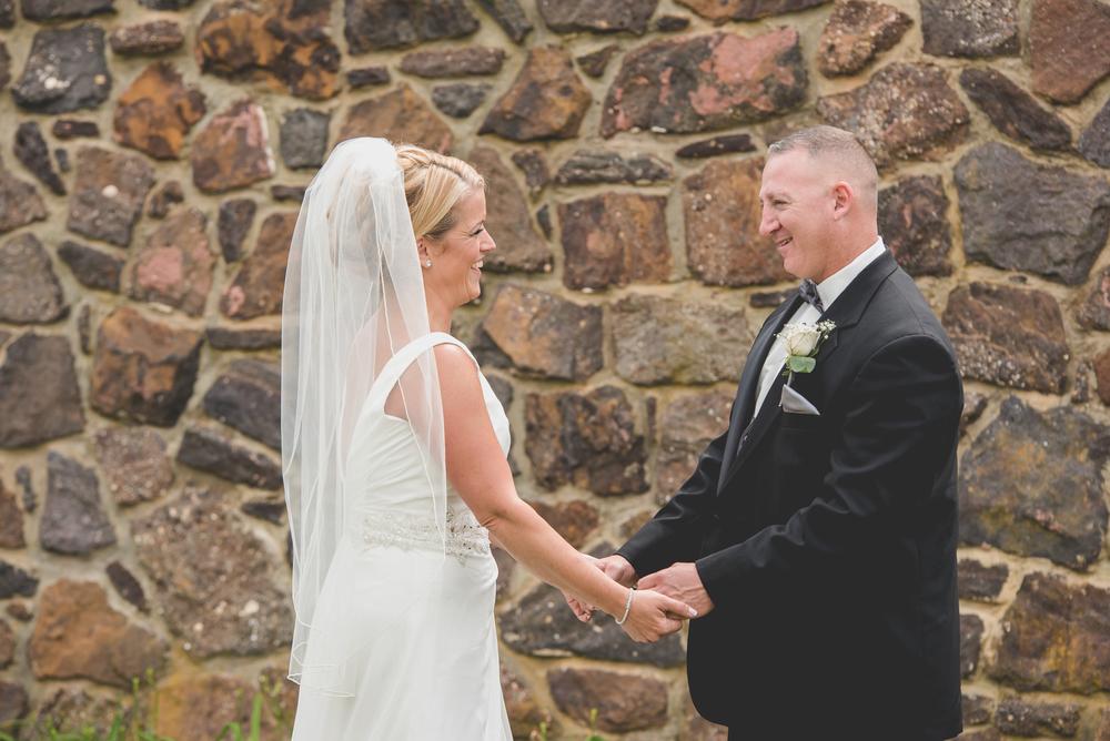 Manahawkin NJ Wedding First Look