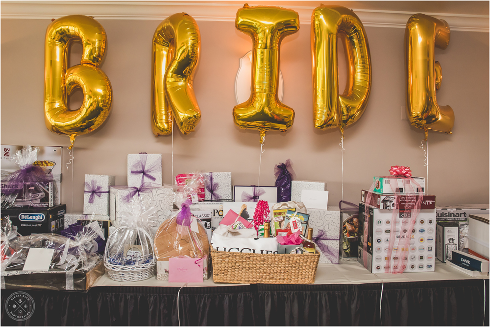 Basking Ridge Country Club Bridal Shower by Nicole Klym Photography
