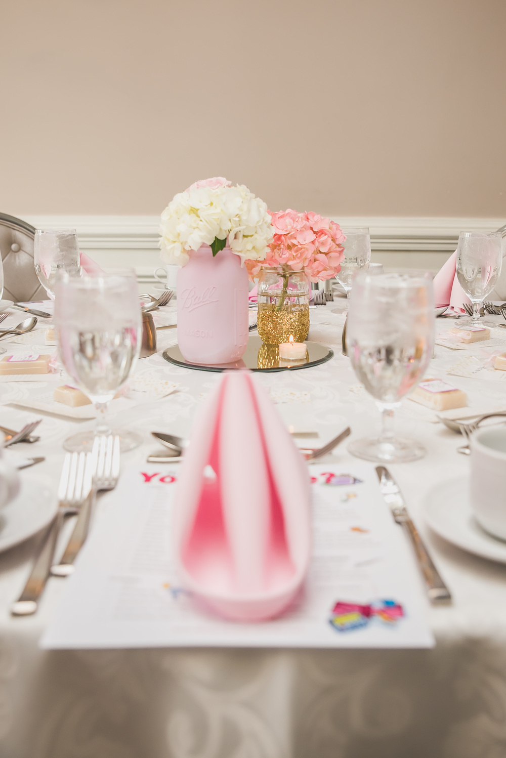 NJ Bridal Shower Photographer