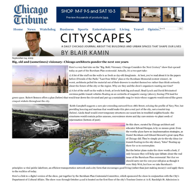 CHICAGO TRIBUNE BIGA