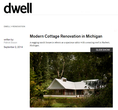 DWELL   HARBERT COTTAGE