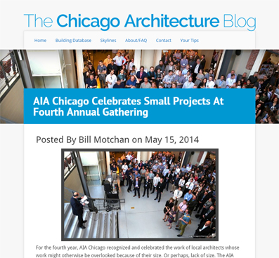 THE CHICAGO ARCHITECT BLOG   HARBERT COTTAGE