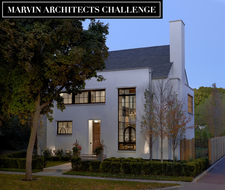 MARVIN ARCHITECTS CHALLENGE See the complete lineup including the Asbury Residence when voting for the people's choice awards.