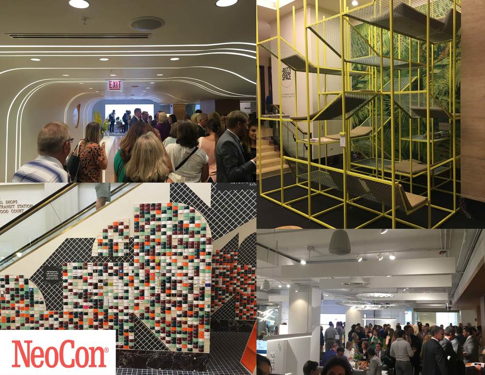 NEOCON 2016  Searl Lamaster Howe attends Neocon at  The Mart  for all the latest in office furnishings, textiles, and surfaces.