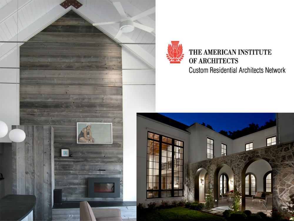 CRAN FEATURES  ALGOMA  AND  ASBURY   The Custom Residential Architects Network [CRAN] showcased  Algoma Cottage  and  Asbury Residence  in their  July Chronicle .